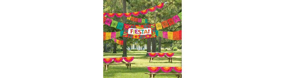 Caliente Fiesta Decorating Kit 4pc