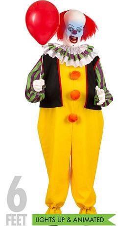 Creepy Carnival Decorations - Creepy Clown Props   Party City