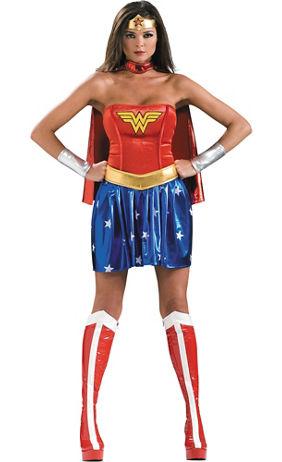 Wonder Woman Dress   Party City