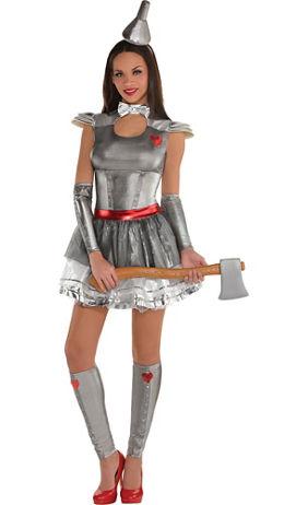 adult tin man costume wizard of oz