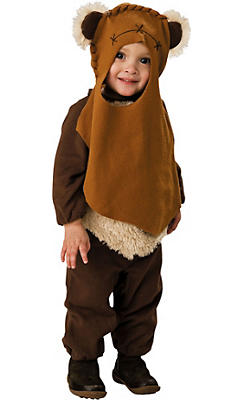 Star wars costumes for kids adults party city baby ewok costume star wars solutioingenieria Gallery
