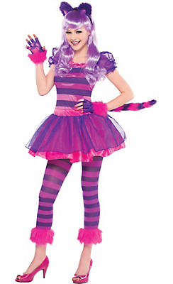 Cheshire Cat Costumes for Women & Girls | Party City