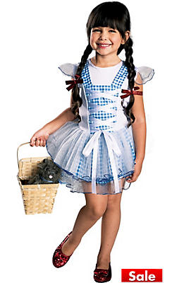 Wizard of oz costumes wizard of oz halloween costumes party city toddler girls tutu dorothy costume the wizard of oz solutioingenieria Gallery
