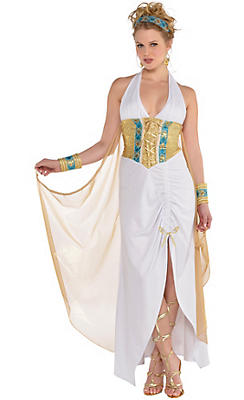 Egyptian roman greek costume accessories party city adult athena goddess costume solutioingenieria Image collections