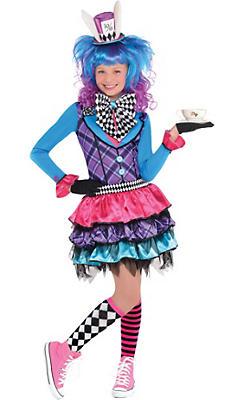 Girls Storybook & Princess Costumes - Kids Halloween Princess ...