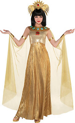Egyptian, Roman & Greek Costumes for Women | Party City