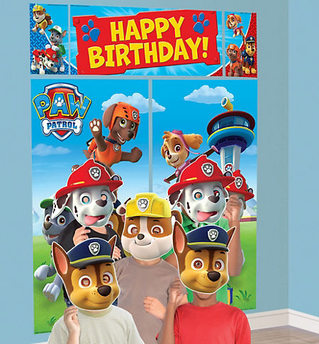 PAW Patrol Photo Booth Kit With Masks
