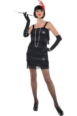 bd070c1f88de Flapper Costumes - 1920s Flapper Dresses for Women | Party City