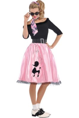 0fa0927b9d21 50s Costumes for Women - 50s Clothing | Party City