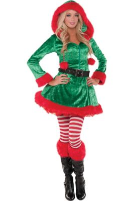 4c0a9da72 Christmas Elf Costumes for Kids   Adults - Elf Outfits   Accessories ...