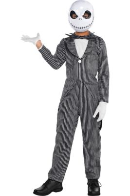 fd33df9d98c95 Boys Jack Skellington Costume - The Nightmare Before Christmas