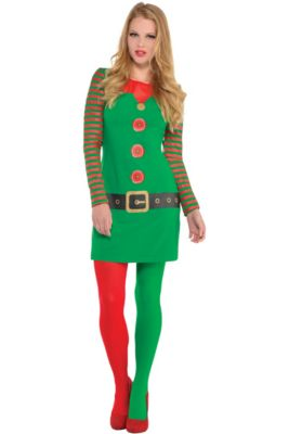 df7bd3ba07ec3 Christmas Elf Costumes for Kids & Adults - Elf Outfits & Accessories ...