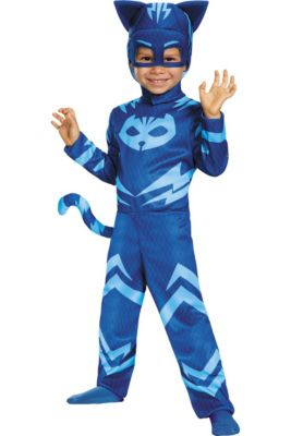 toddler boys catboy costume pj masks