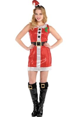 huge selection of so cheap really cheap Santa Suits & Costumes for Men, Women & Kids   Party City