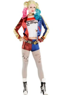 Harley Quinn Costumes - Harley Quinn Halloween Costumes ...