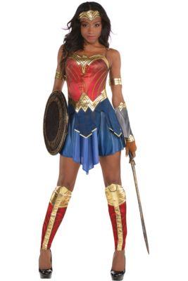 b0bdd96c8b5 Womens Wonder Woman Costume - Wonder Woman Movie