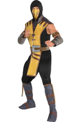 Dress Like Kenshi from Mortal Kombat Costume for Halloween 2019