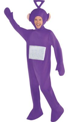 adult tinky winky costume teletubbies