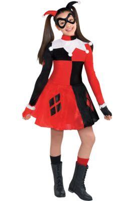 67f568dc555 Harley Quinn Costumes - Harley Quinn Halloween Costumes