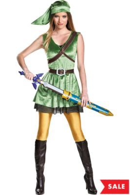 Adult Link Dress Costume