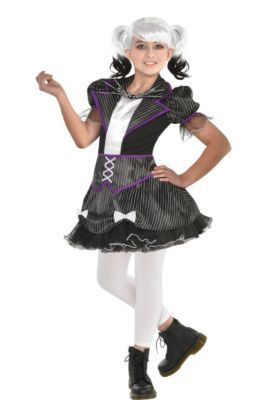 667728c0071b The Nightmare Before Christmas Costumes - Jack Skellington & Sally ...