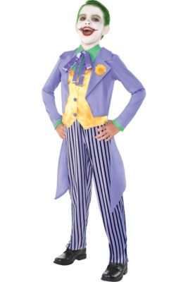 The Joker Costumes Suicide Squad Joker Suits For Kids