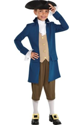 3c24e31579cfd American Colonial Costumes for Kids   Adults