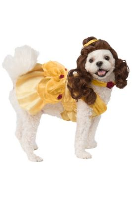 Belle Dog Costume - Beauty and the Beast c7a27b1e1