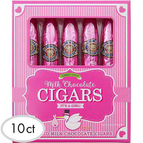 Baby Shower Candy Candy Favors Bubblegum Cigars Party City