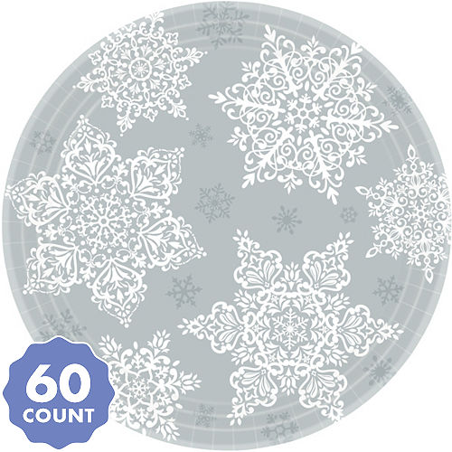 Shining Season Lunch Plates 60ct