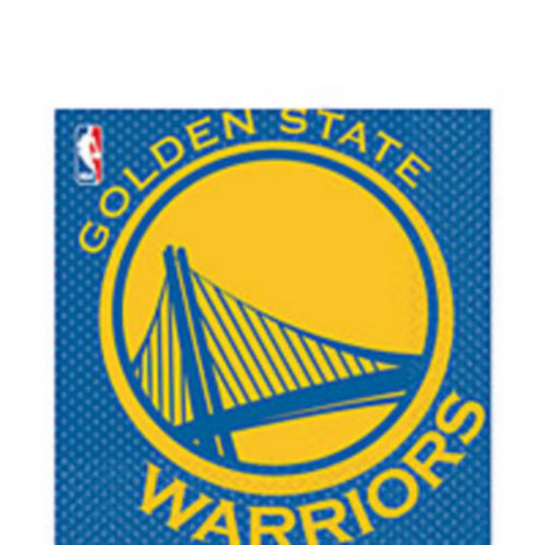 f7115a970 NBA Golden State Warriors Party Supplies   Party City