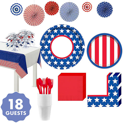 2635e57626fe 4th of July Party Supplies - 4th of July Decorations   Party Ideas ...