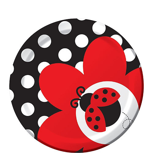 Fancy Ladybug Party Supplies Ladybug Birthday Decorations