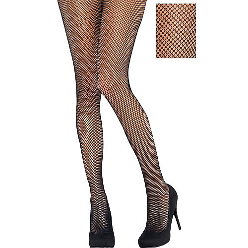 48ee46649e6f8 Fishnet Stockings & Pantyhose for Women | Party City
