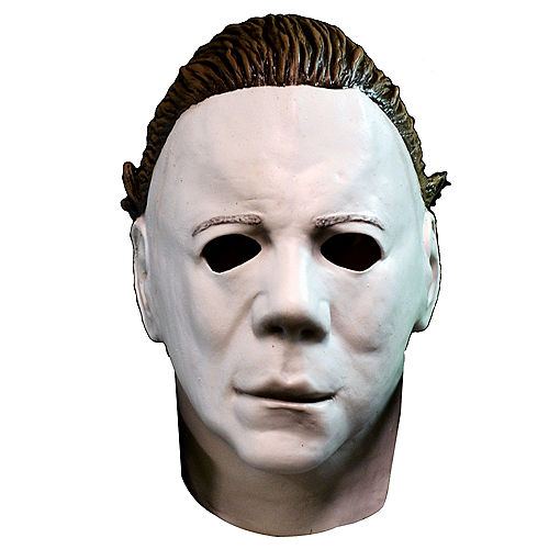 michael myers mask with hair halloween ii