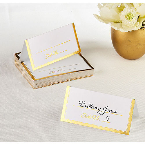Wedding Place Cards Card Holders Party City
