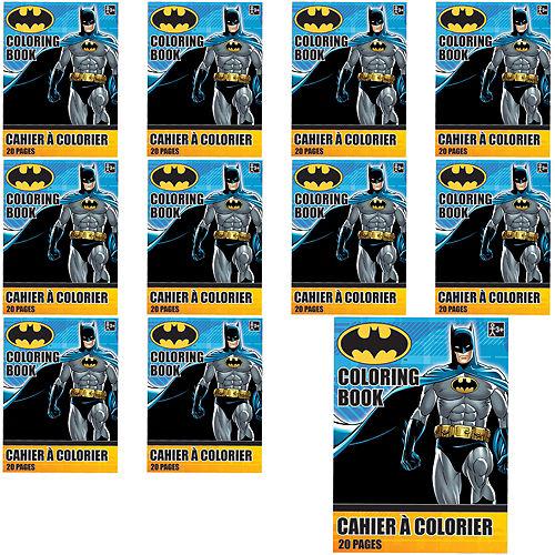 Batman Coloring Books 48ct | Party City