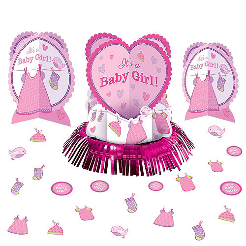 Baby Shower Decorations For Girls Party City