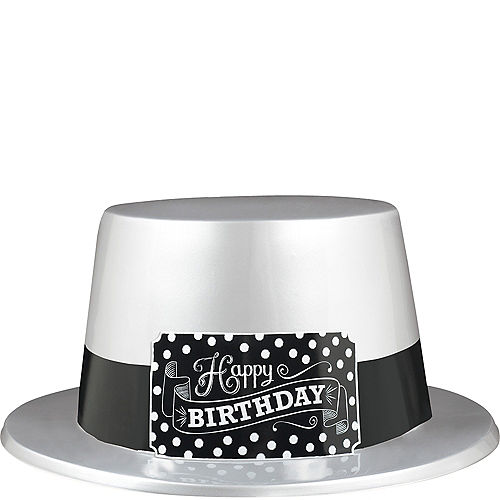 Black   White Birthday Top Hat 58e0b5b37de4
