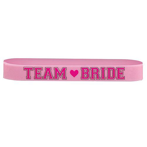 Team Bride Wristbands Ct