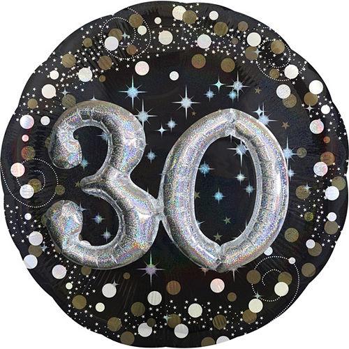30th Birthday Balloon 32in