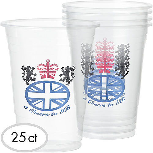 British Party Decorations - Great Britain-Themed Party Supplies ...