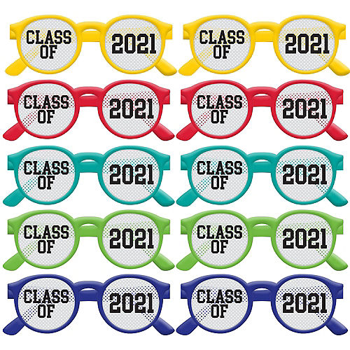 a034c6bd0c8 Multicolor Class of 2019 Printed Glasses 10ct Quick View.  12.99.  Multicolor Class of 2019 Printed Glasses 10ct 5 1 2in x ...