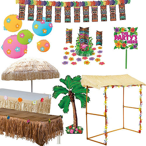 Summer Decorations Party City