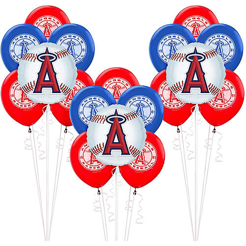 MLB Los Angeles Angels Party Supplies | Party City Canada