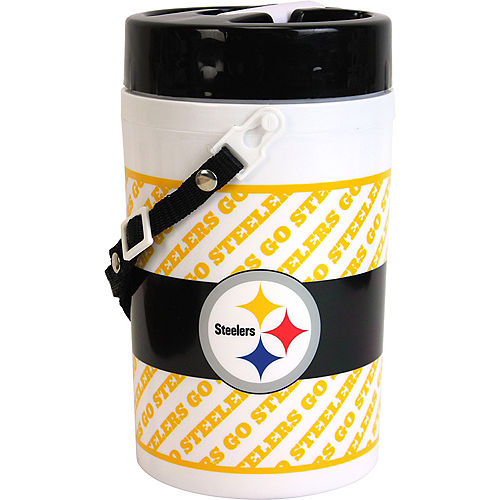 buy online 30e5e 02d74 NFL Pittsburgh Steelers Party Supplies | Party City