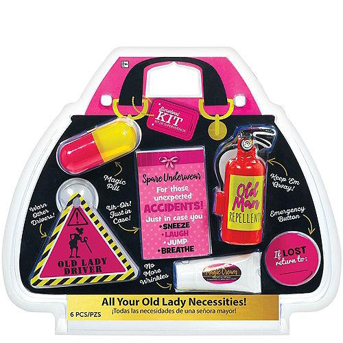 Old Lady Survival Kit