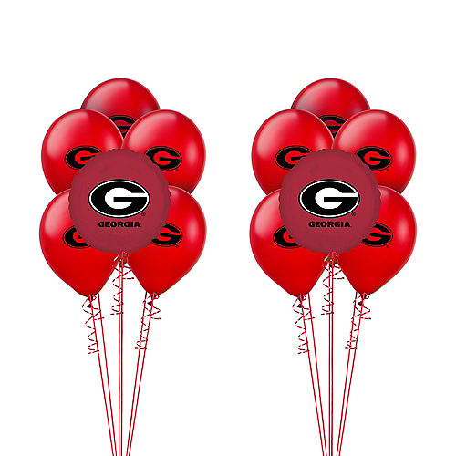 Georgia Bulldogs Party Supplies | Party City Canada