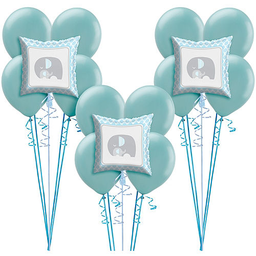 Baby Boy Shower Elephant