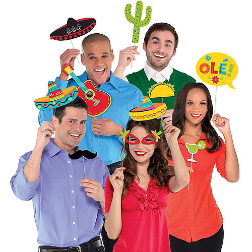 Photo Booth Props & Backdrops   Party City